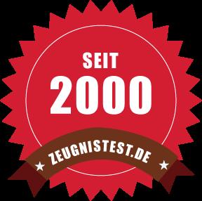 10 Jahre Zeugnistest.de